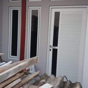 Pintu Jendela Aluminium