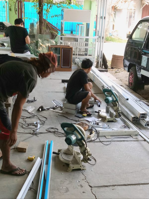 Tukang Kusen Aluminium Berpengalaman Di Jababeka