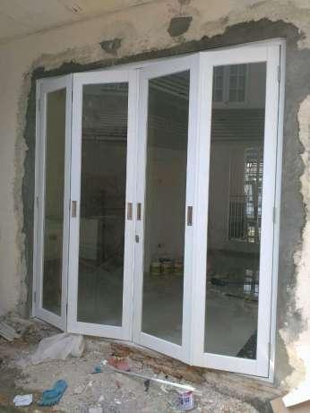 Jual Pintu Lipat Aluminium - Berkah Aluminium || Amanah ...