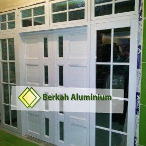 Pintu Mahkota Minimalis Aluminium