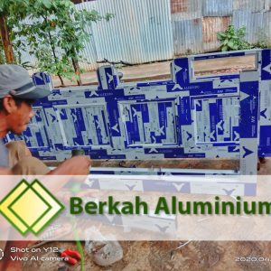 Spesialis Kusen Aluminium Murah