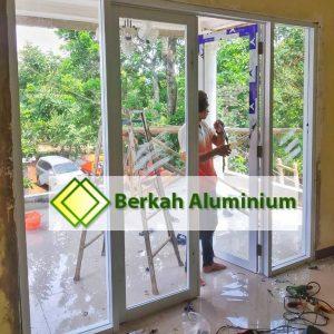 Tukang Partisi Kaca Aluminium Murah Jabodetabek