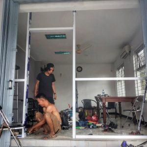 Tukang Pintu Aluminium