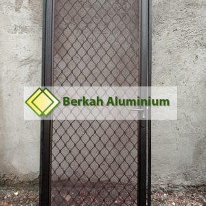 Pintu Expanda Aluminium Bekasi