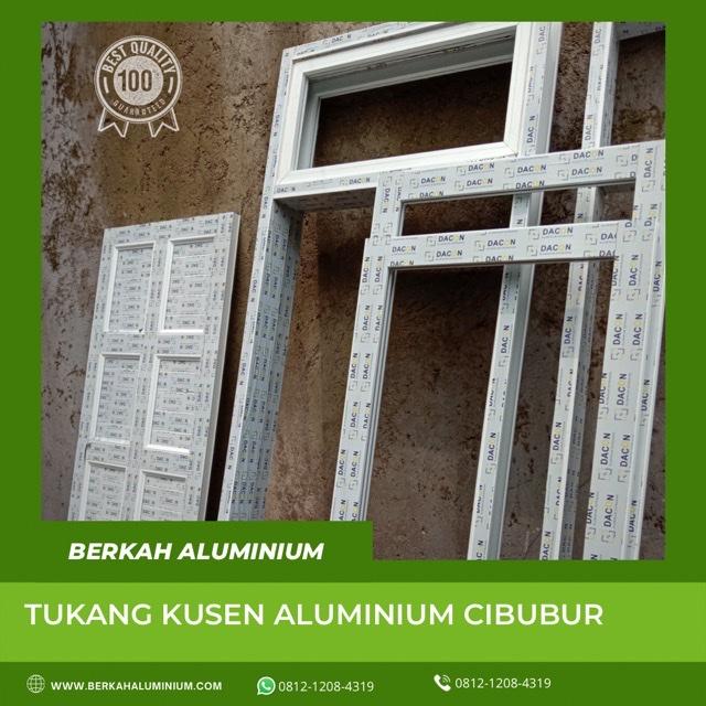 Kusen Aluminium Cibubur - Jakarta Timur