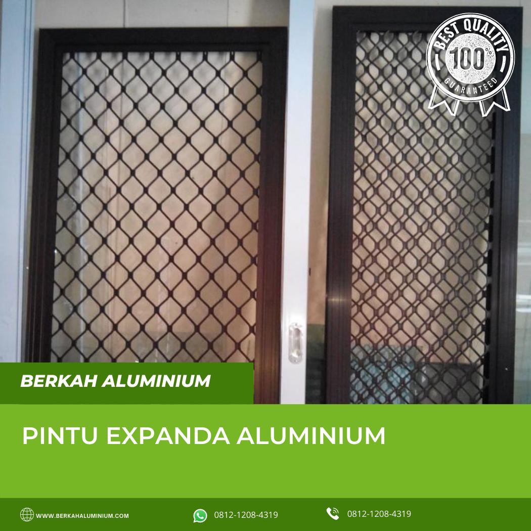 Pintu Expanda Aluminium