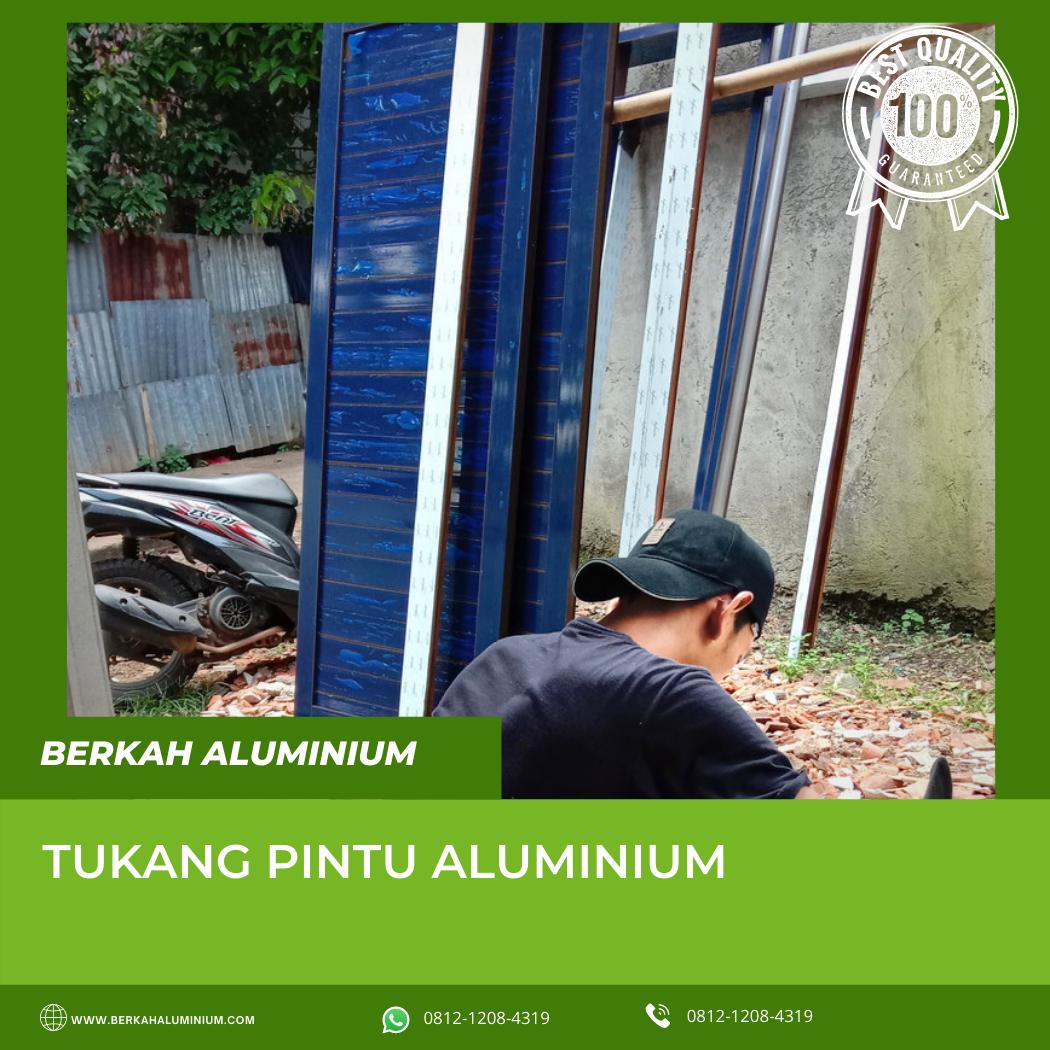 Tukang Pintu Aluminium Murah