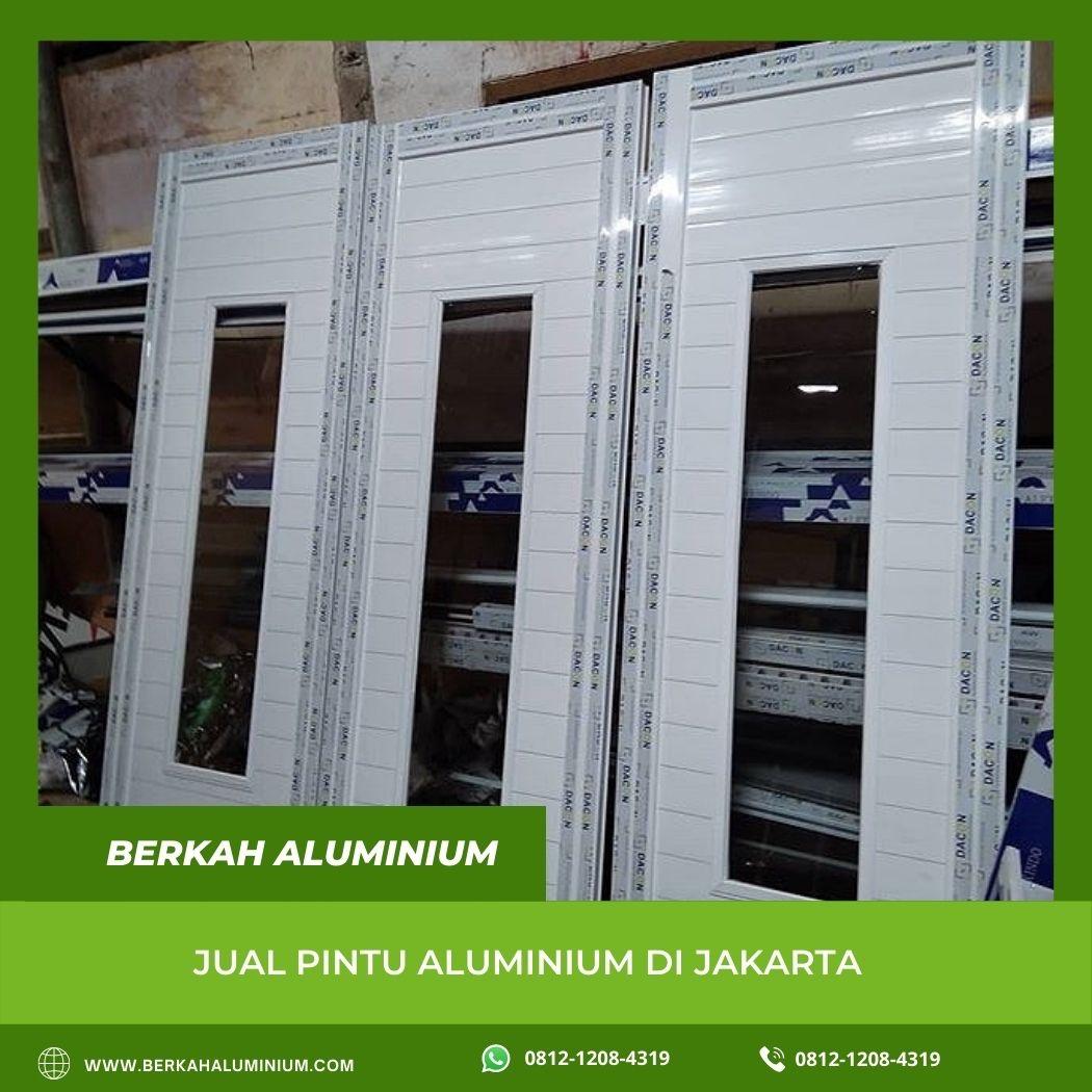Jual Pintu Aluminium Di Jakarta
