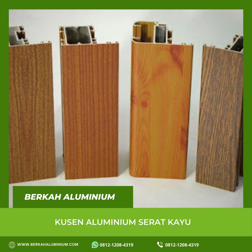 Daftar Harga Kusen Aluminium Dan Kaca Jabodetabek